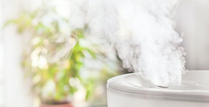 Keep indoor air humid