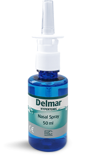 What is Delmar Hypertonic?